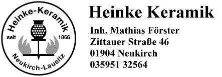Heinke Keramik-Logo